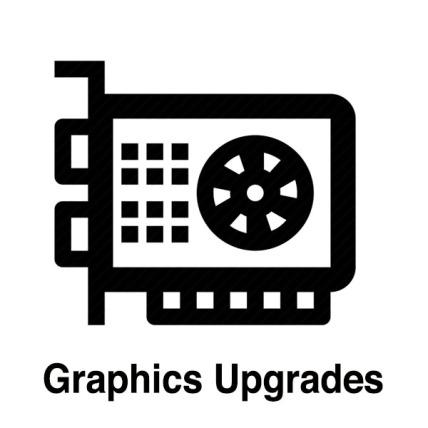 Graphics upgrades Geeksstop