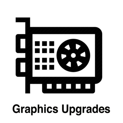 Graphics upgrades Geeksstop