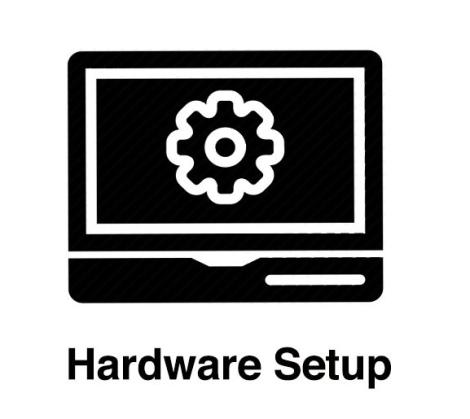 Hardware setup Geeksstop