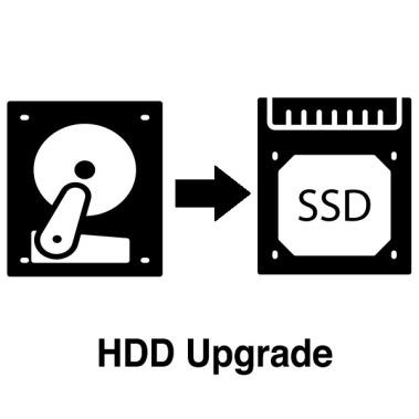 HDD upgrade Geeksstop