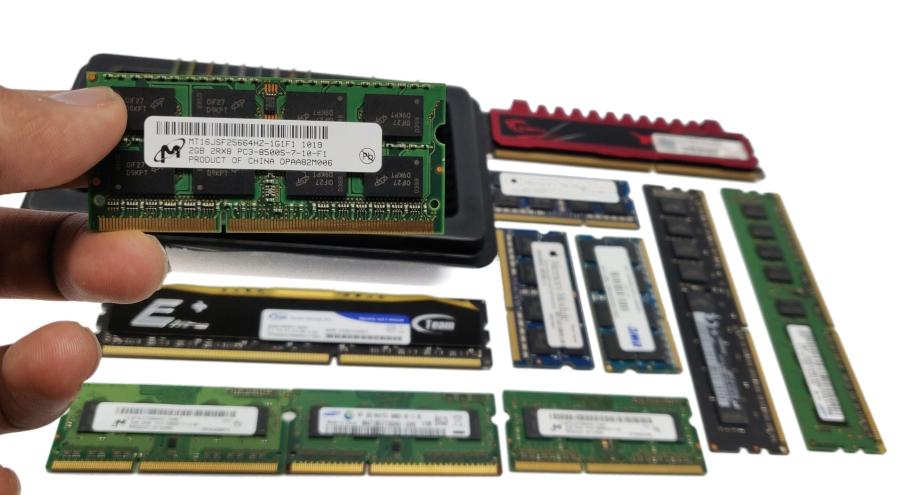 RAM UPGRADE 2