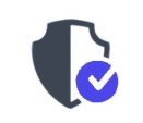 Security and privacy icon geeksstop