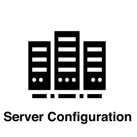 Server Configuraiton Geeksstop