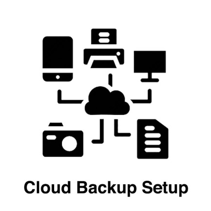 Cloud Backup Setup