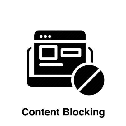 Content Blocking Geeksstop