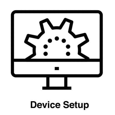 Device setup geeksstop