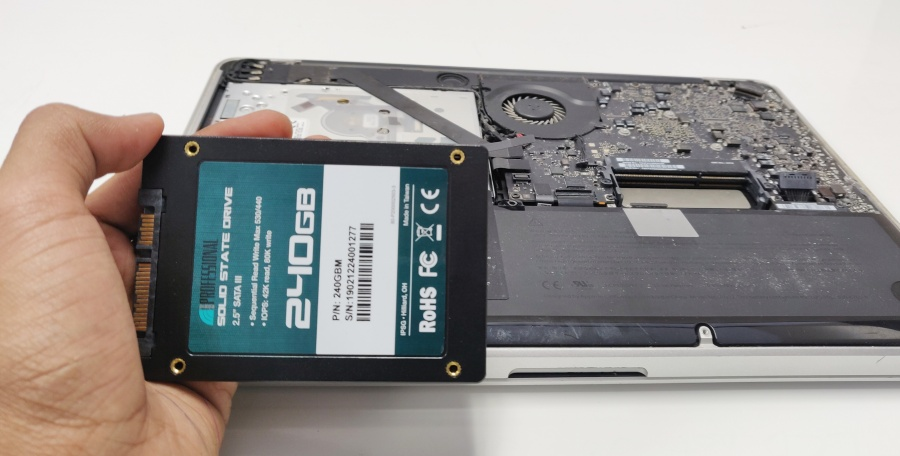Harddrive to SSD upgrades Irving Geeks Stop Irving