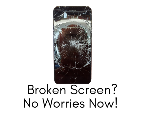 Broken Screen Repair for iPhone Irving