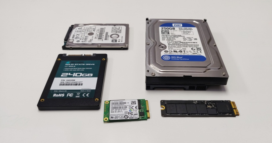 New Storage Devices to fix Not Enough Free Disk Space problem by Geeks Stop Irving
